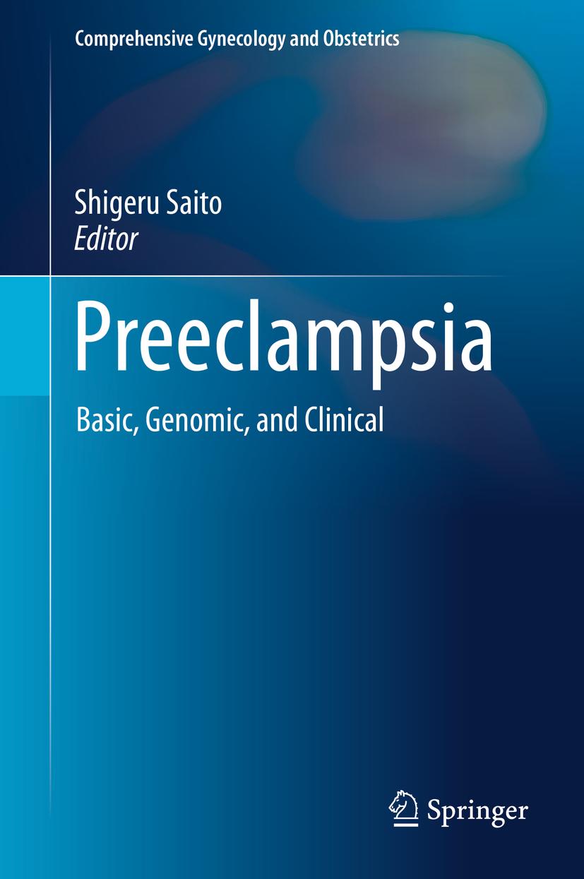 Saito, Shigeru - Preeclampsia, ebook