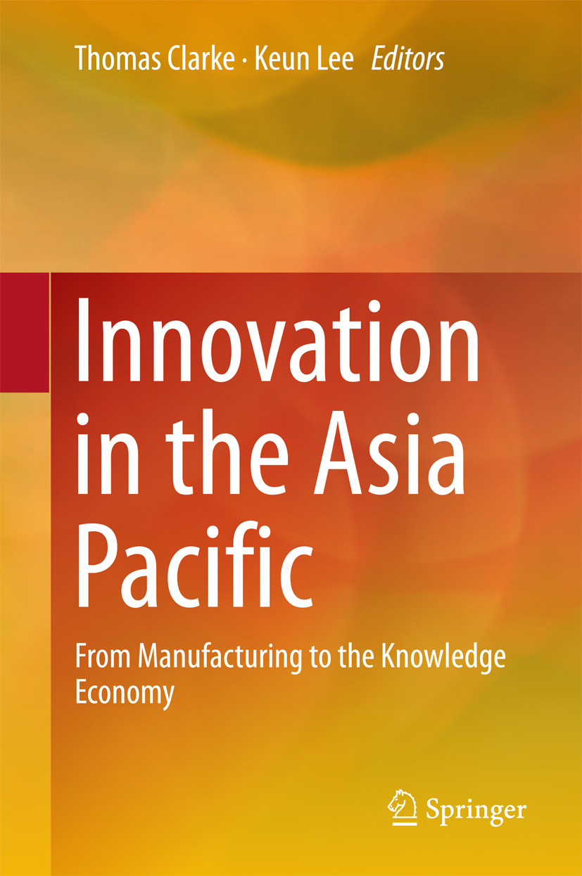 Clarke, Thomas - Innovation in the Asia Pacific, ebook