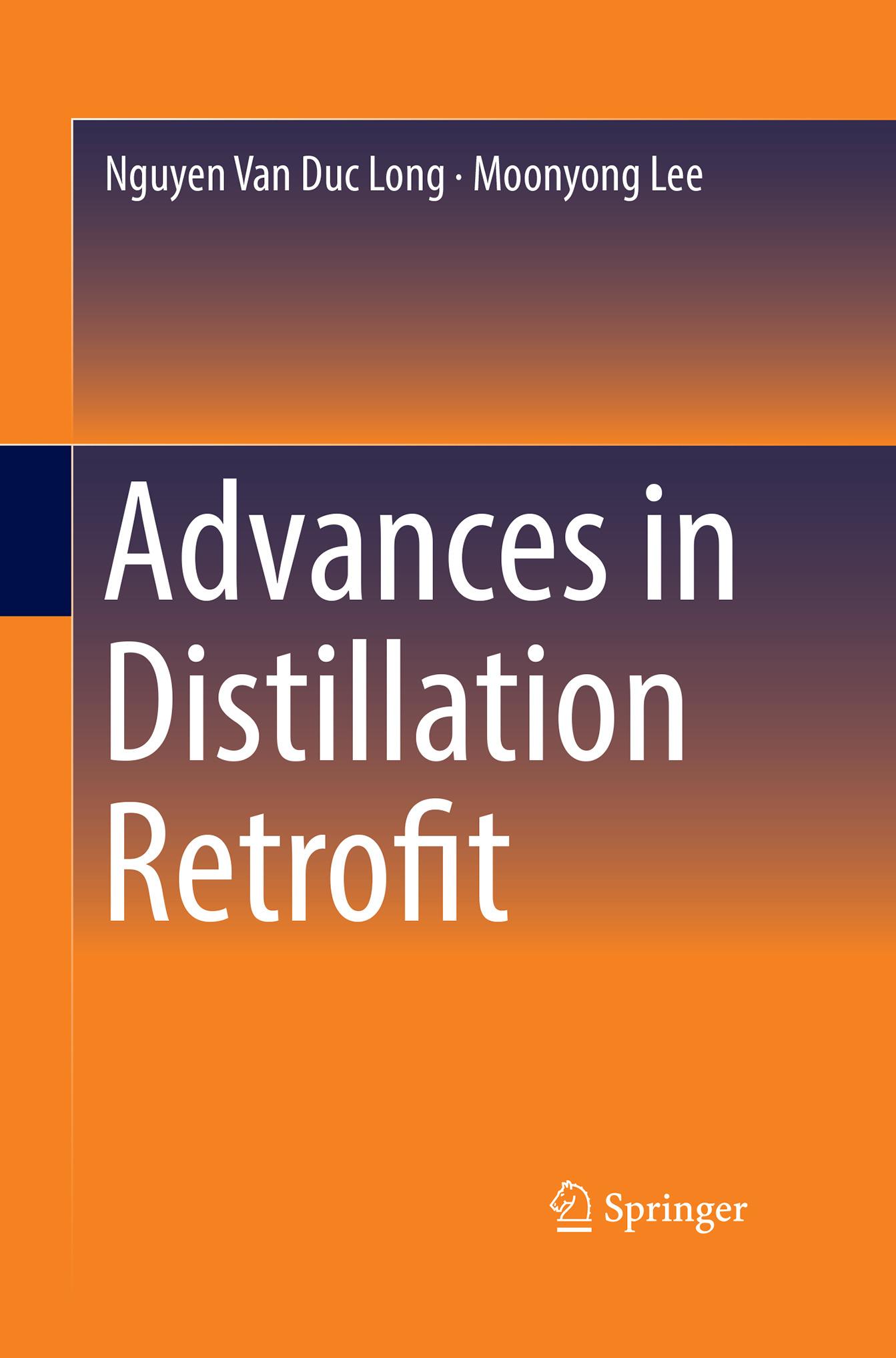 Lee, Moonyong - Advances in Distillation Retrofit, ebook