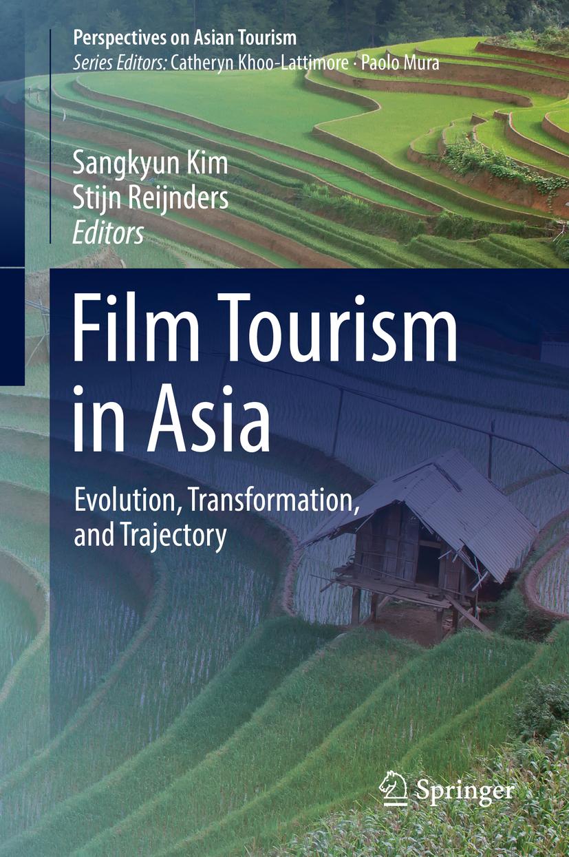 Kim, Sangkyun - Film Tourism in Asia, ebook