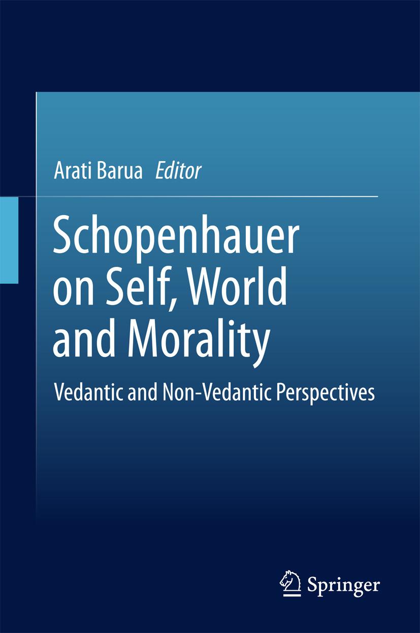 Barua, Arati - Schopenhauer on Self, World and Morality, e-bok