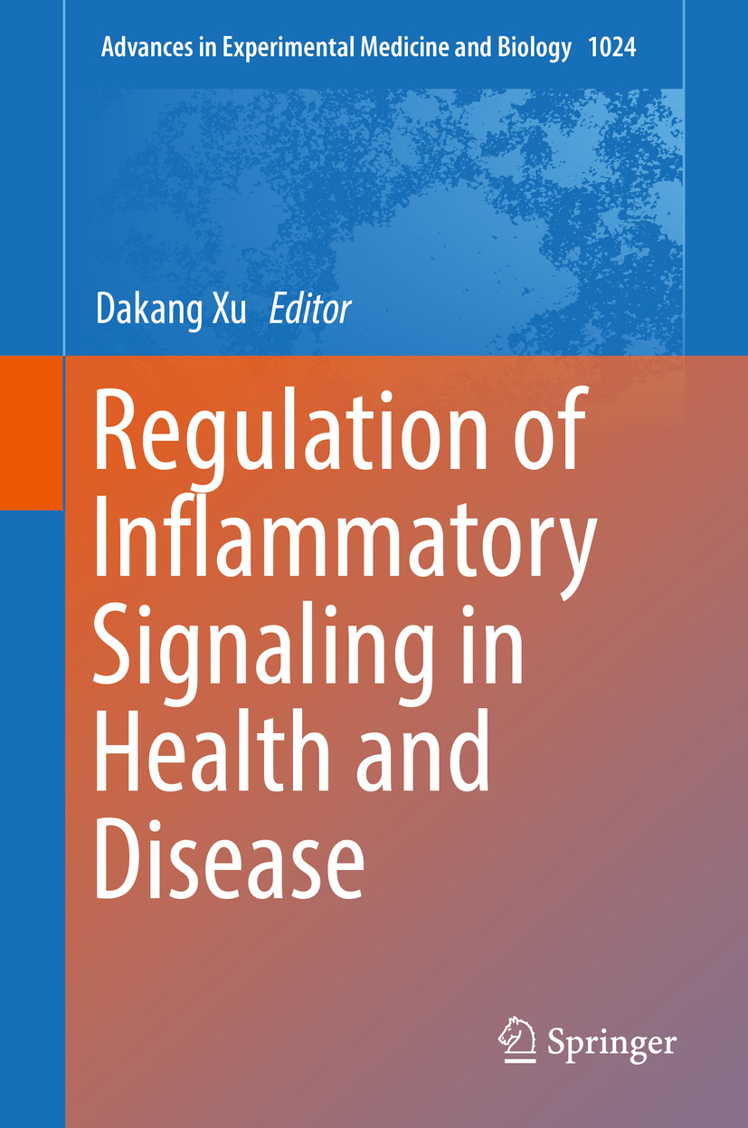 Xu, Dakang - Regulation of Inflammatory Signaling in Health and Disease, e-kirja