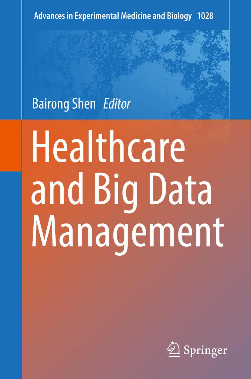 Shen, Bairong - Healthcare and Big Data Management, ebook