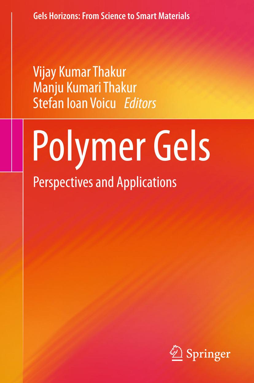 Thakur, Manju Kumari - Polymer Gels, ebook