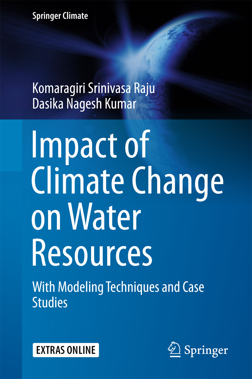 Kumar, Dasika Nagesh - Impact of Climate Change on Water Resources, ebook