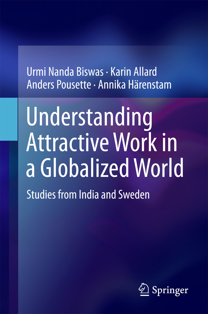 Allard, Karin - Understanding Attractive Work in a Globalized World, ebook