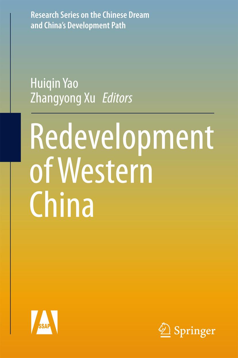 Xu, Zhangyong - Redevelopment of Western China, ebook