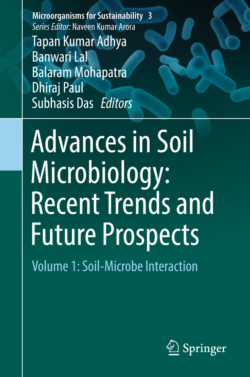 Adhya, Tapan Kumar - Advances in Soil Microbiology: Recent Trends and Future Prospects, ebook
