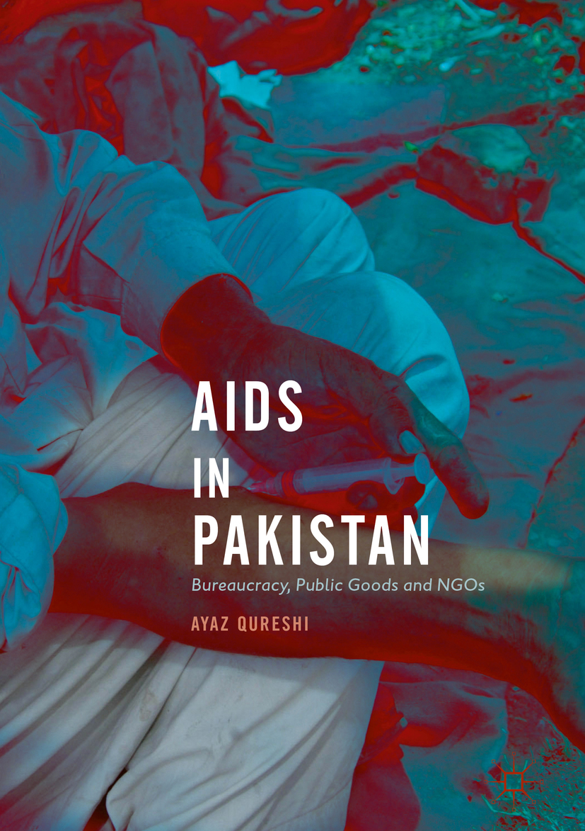 Qureshi, Ayaz - AIDS in Pakistan, ebook