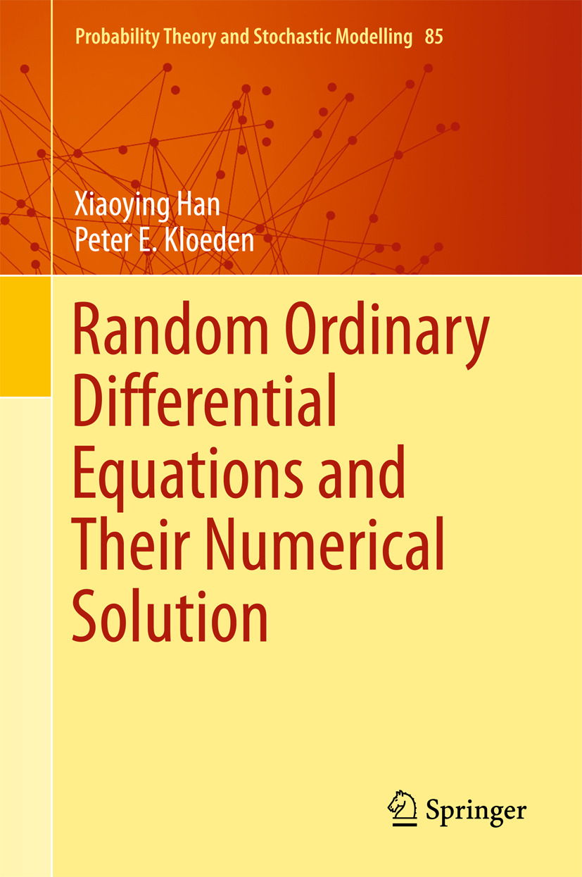 Han, Xiaoying - Random Ordinary Differential Equations and Their Numerical Solution, ebook