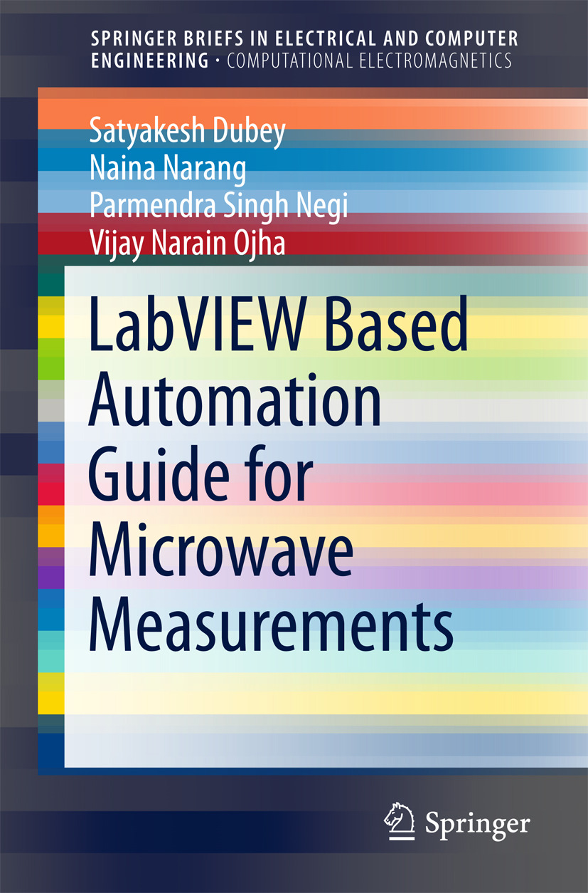 Dubey, Satya Kesh - LabVIEW based Automation Guide for Microwave Measurements, ebook