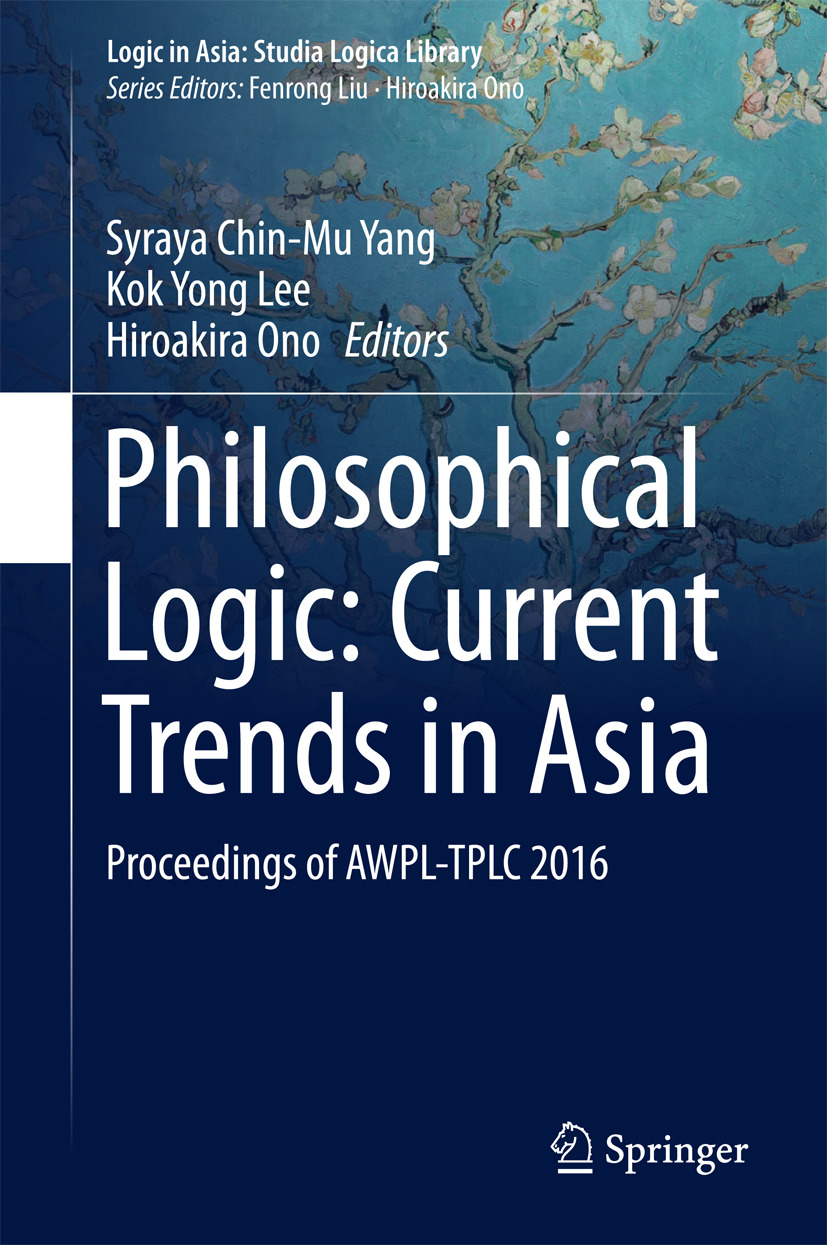 Lee, Kok Yong - Philosophical Logic: Current Trends in Asia, ebook