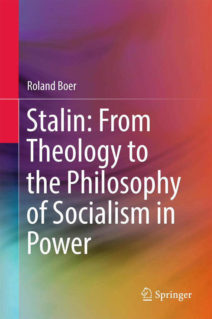 Boer, Roland - Stalin: From Theology to the Philosophy of Socialism in Power, ebook