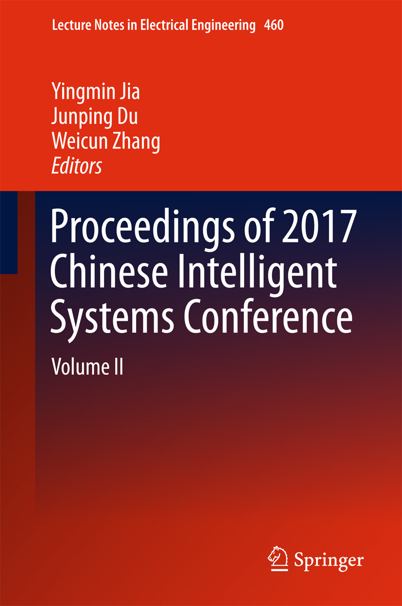 Du, Junping - Proceedings of 2017 Chinese Intelligent Systems Conference, ebook
