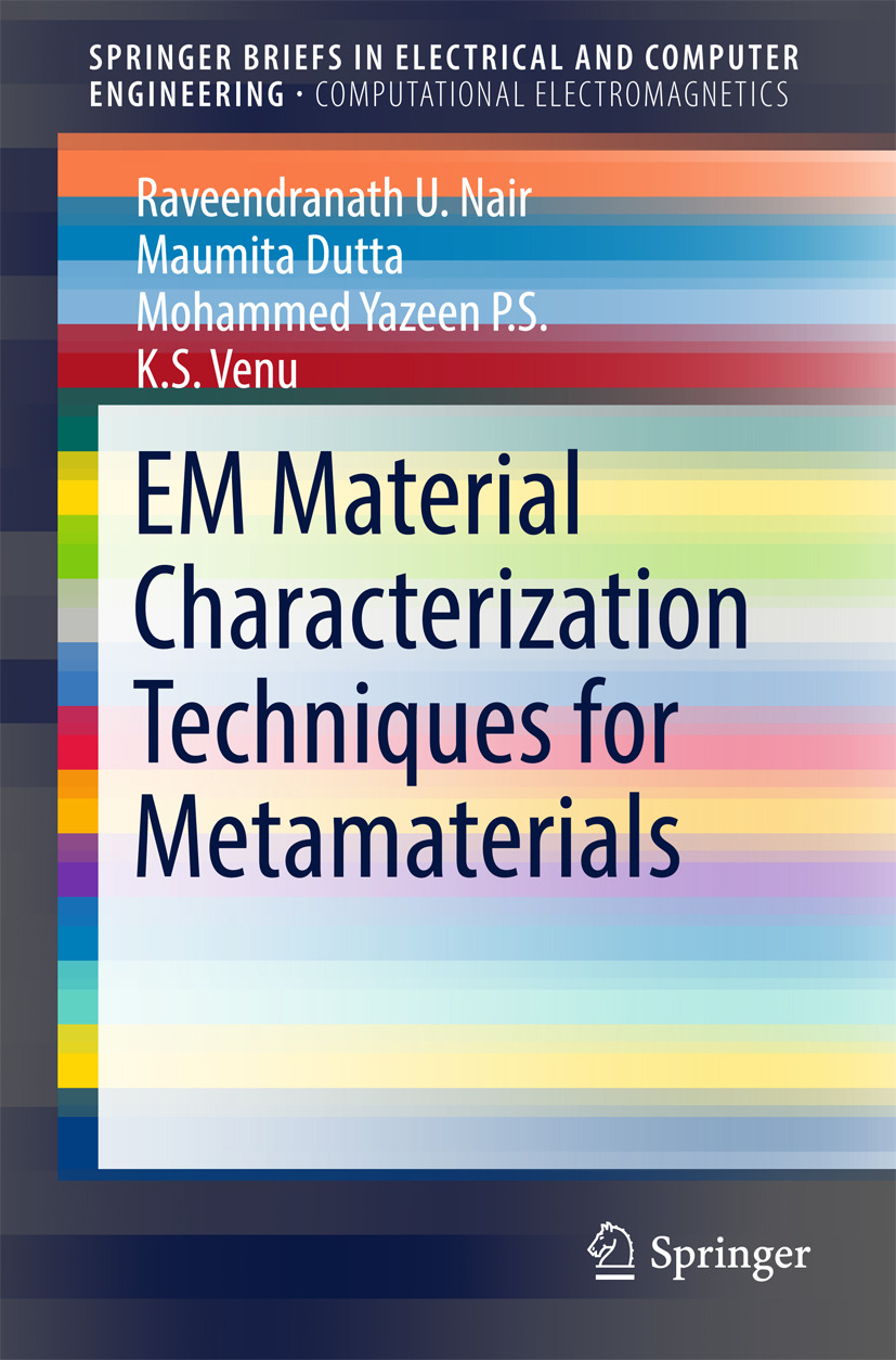 Dutta, Maumita - EM Material Characterization Techniques for Metamaterials, ebook