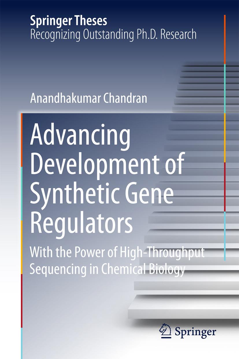 Chandran, Anandhakumar - Advancing Development of Synthetic Gene Regulators, ebook