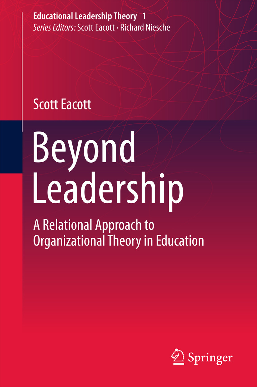 Eacott, Scott - Beyond Leadership, ebook