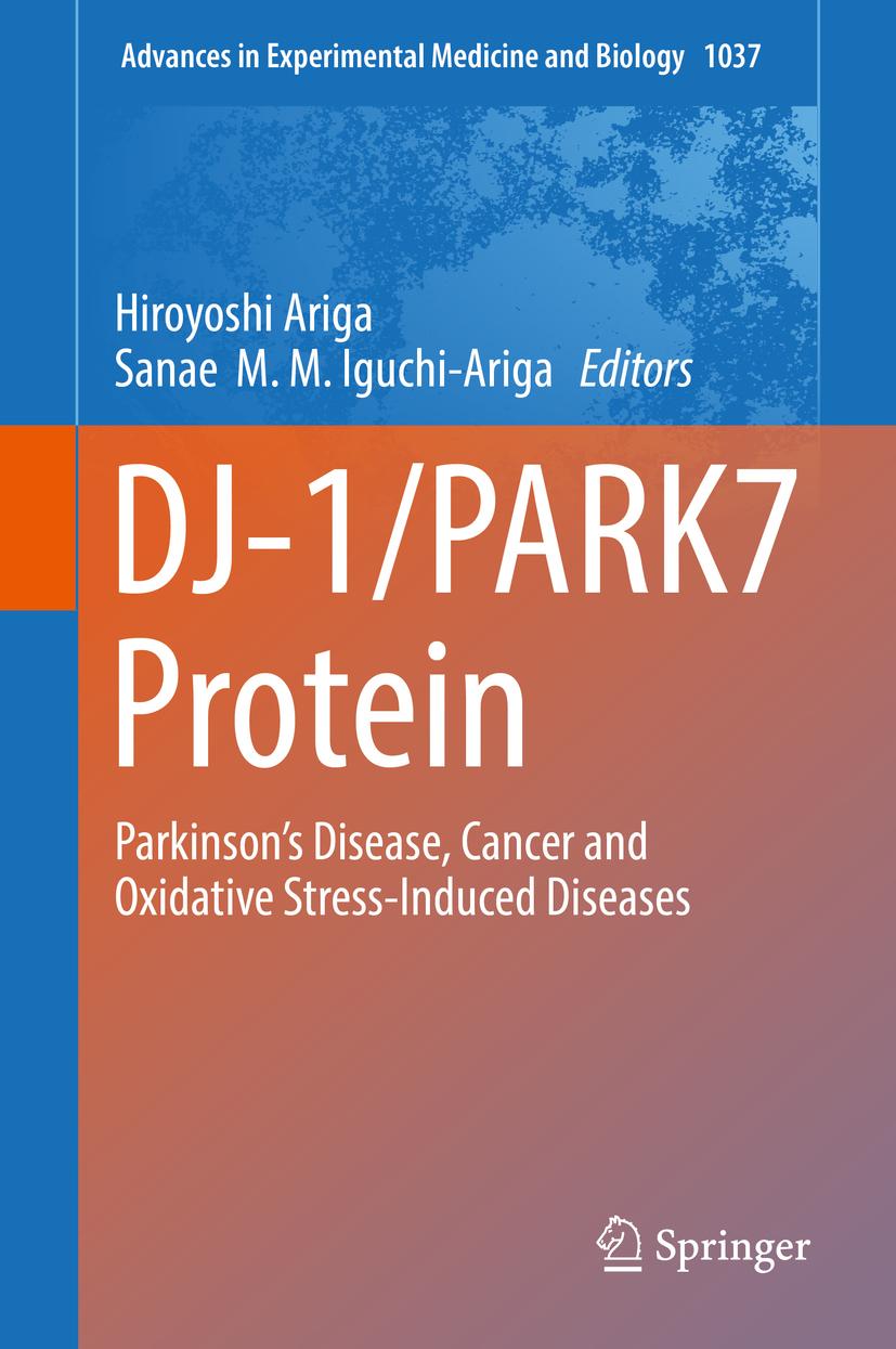 Ariga, Hiroyoshi - DJ-1/PARK7 Protein, ebook