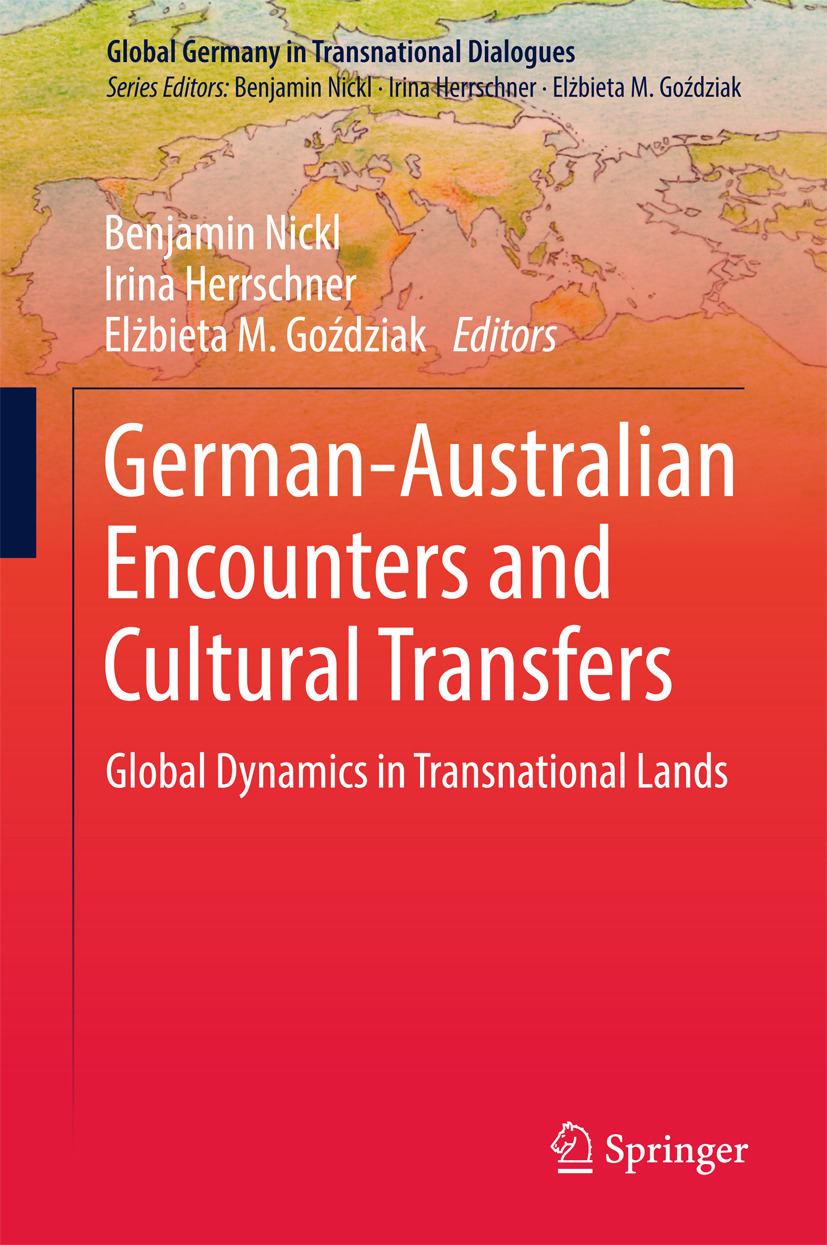 Goździak, Elżbieta M. - German-Australian Encounters and Cultural Transfers, ebook