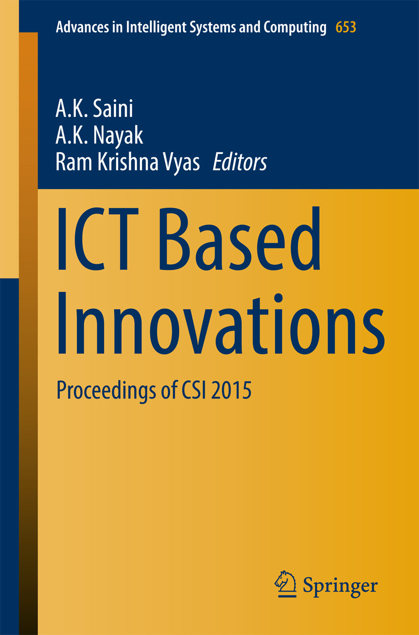 Nayak, A. K. - ICT Based Innovations, ebook
