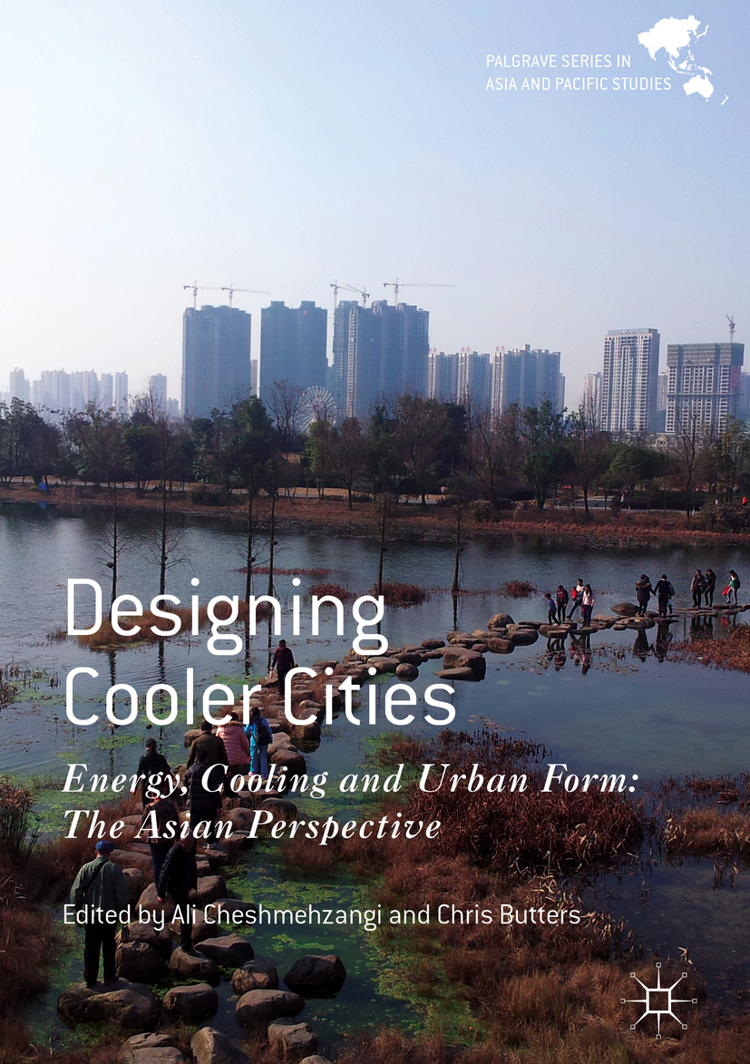 Butters, Chris - Designing Cooler Cities, ebook
