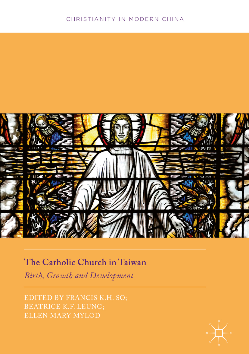Leung, Beatrice K.F. - The Catholic Church in Taiwan, ebook