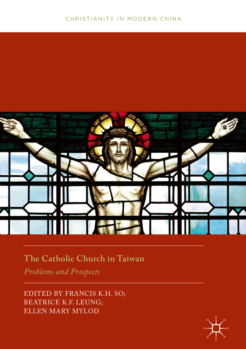 Leung, Beatrice K.F. - The Catholic Church in Taiwan, ebook