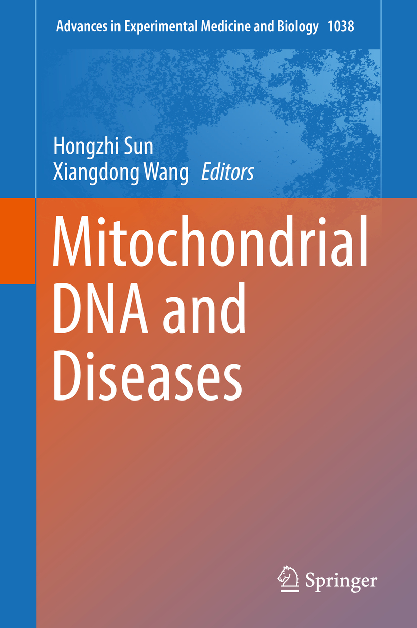Sun, Hongzhi - Mitochondrial DNA and Diseases, ebook