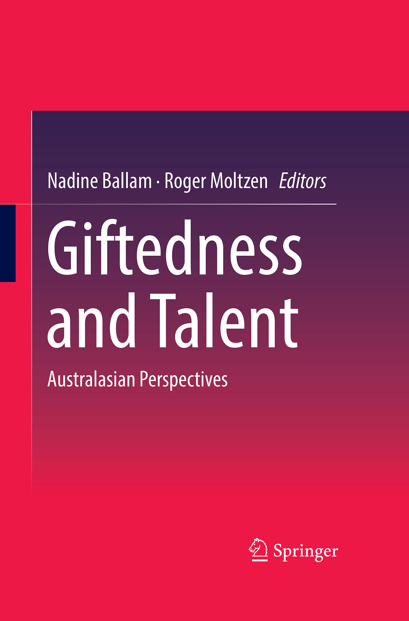 Ballam, Nadine - Giftedness and Talent, ebook