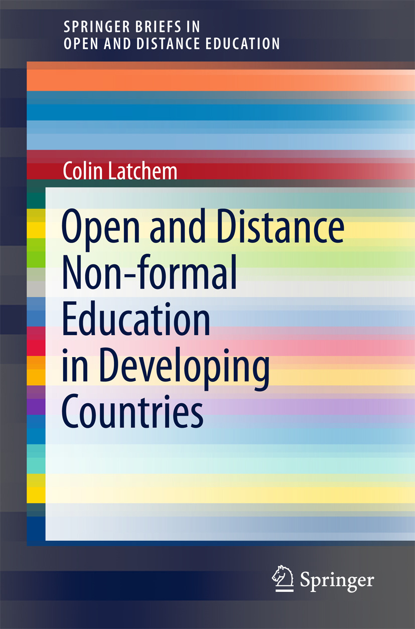 Latchem, Colin - Open and Distance Non-formal Education in Developing Countries, e-kirja