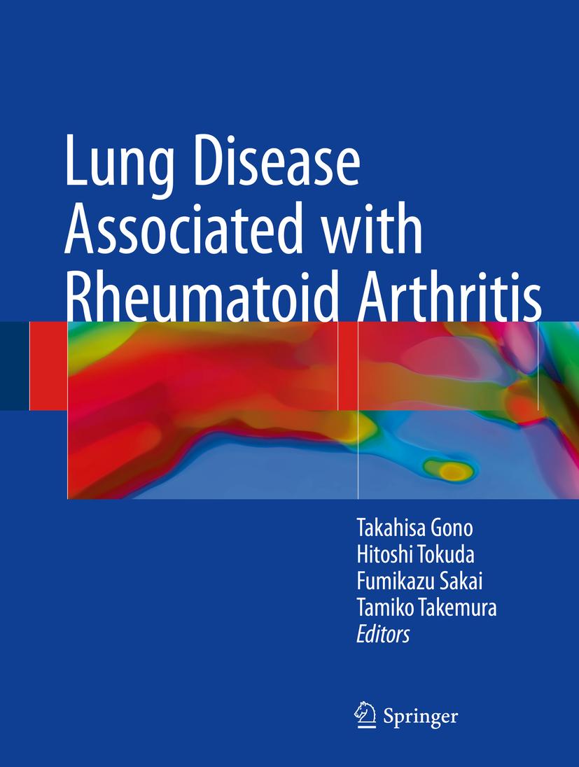 Gono, Takahisa - Lung Disease Associated with Rheumatoid Arthritis, ebook
