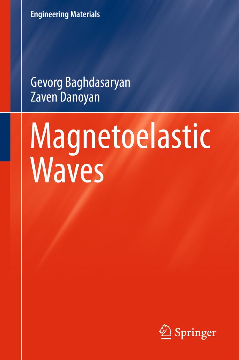Baghdasaryan, Gevorg - Magnetoelastic Waves, ebook