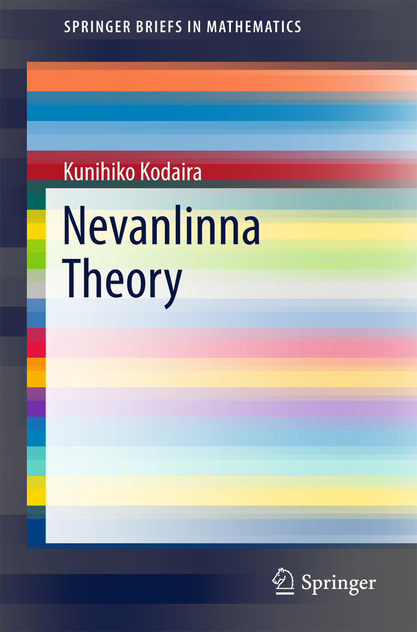 Kodaira, Kunihiko - Nevanlinna Theory, ebook