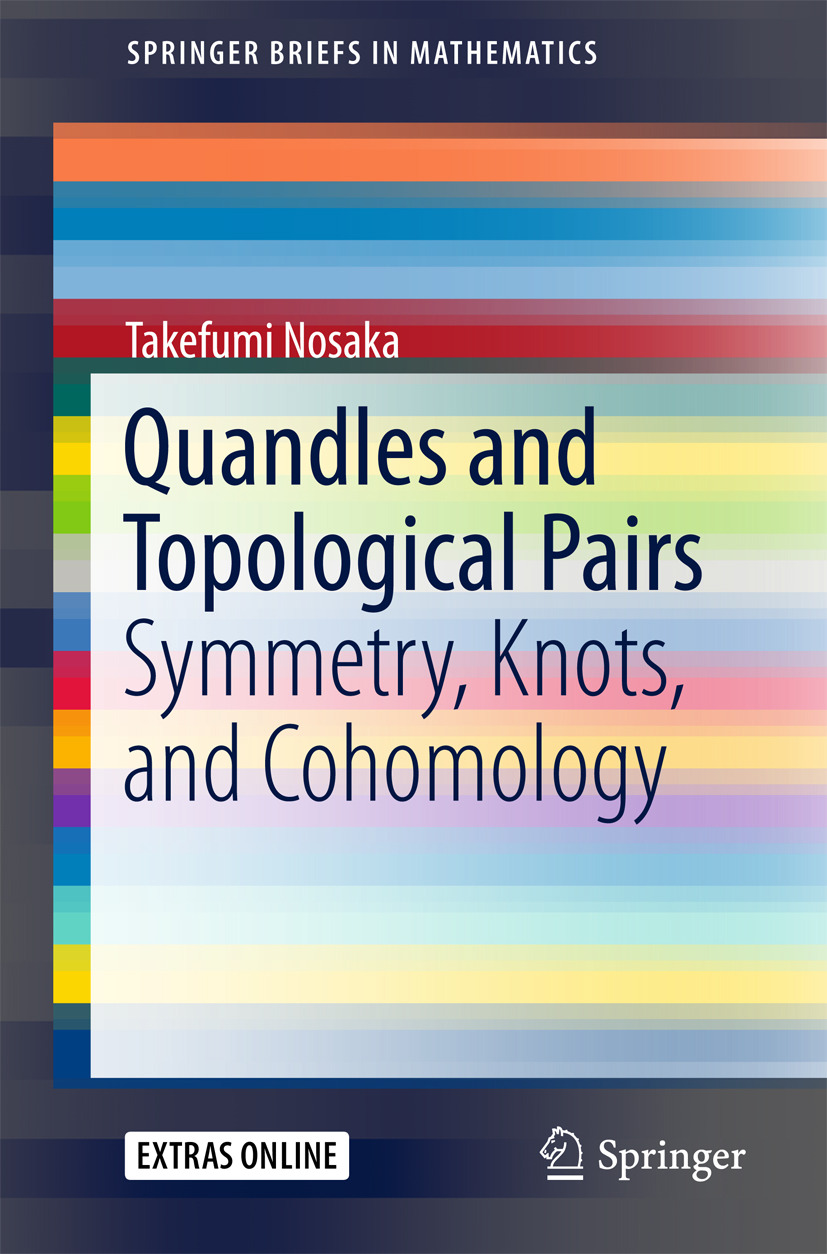 Nosaka, Takefumi - Quandles and Topological Pairs, ebook