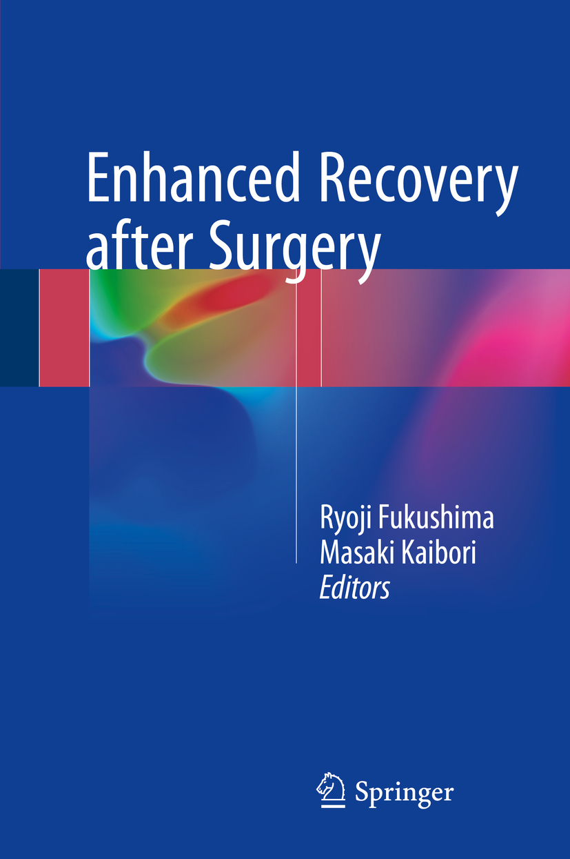 Fukushima, Ryoji - Enhanced Recovery after Surgery, e-bok