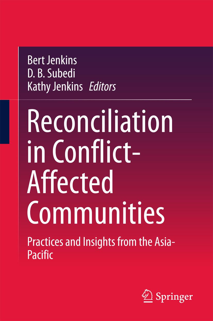 Jenkins, Bert - Reconciliation in Conflict-Affected Communities, ebook