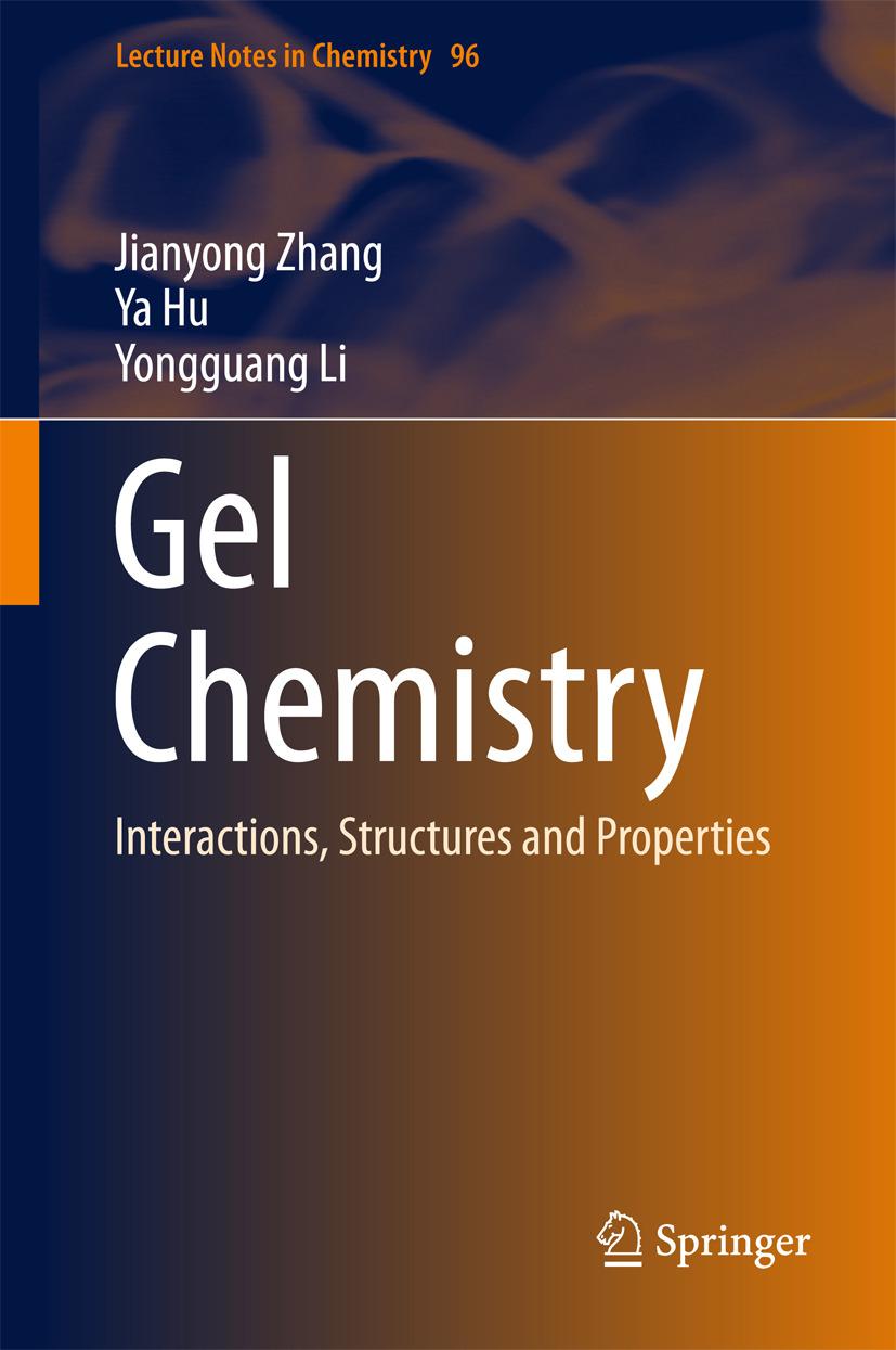 Hu, Ya - Gel Chemistry, ebook