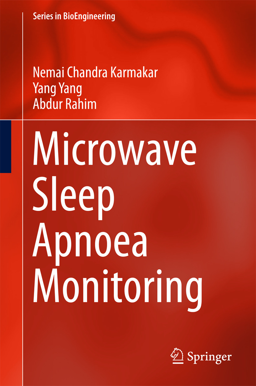 Karmakar, Nemai Chandra - Microwave Sleep Apnoea Monitoring, ebook