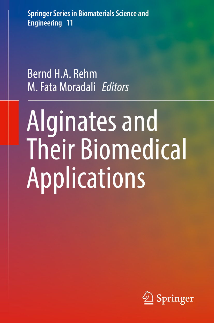 Moradali, M. Fata - Alginates and Their Biomedical Applications, ebook