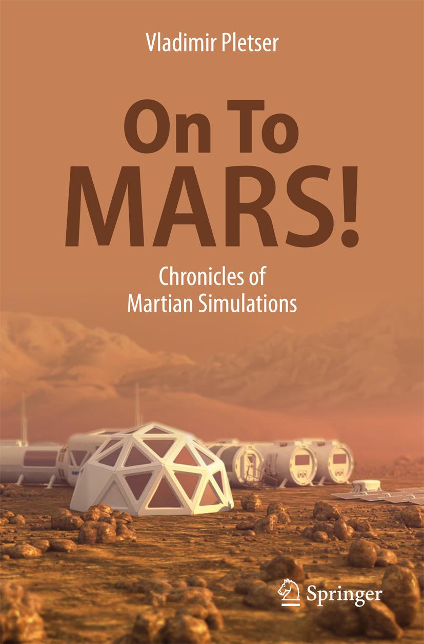 PLETSER, Vladimir - On To Mars!, e-kirja