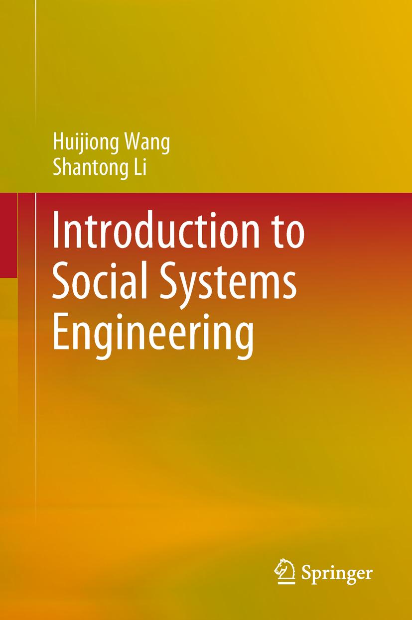 Li, Shantong - Introduction to Social Systems Engineering, ebook