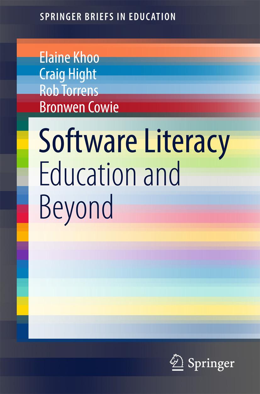 Cowie, Bronwen - Software Literacy, ebook
