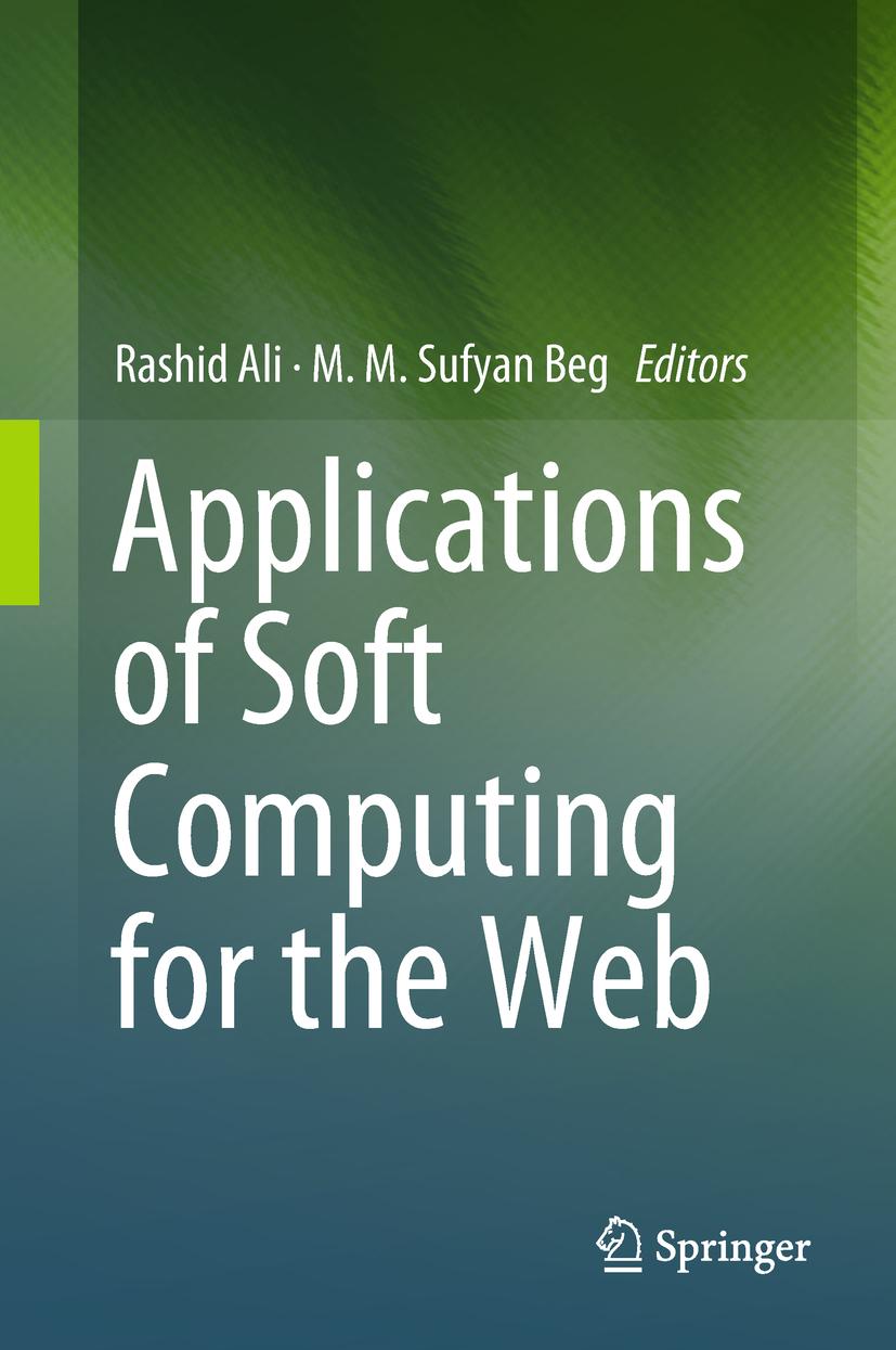 Ali, Rashid - Applications of Soft Computing for the Web, ebook