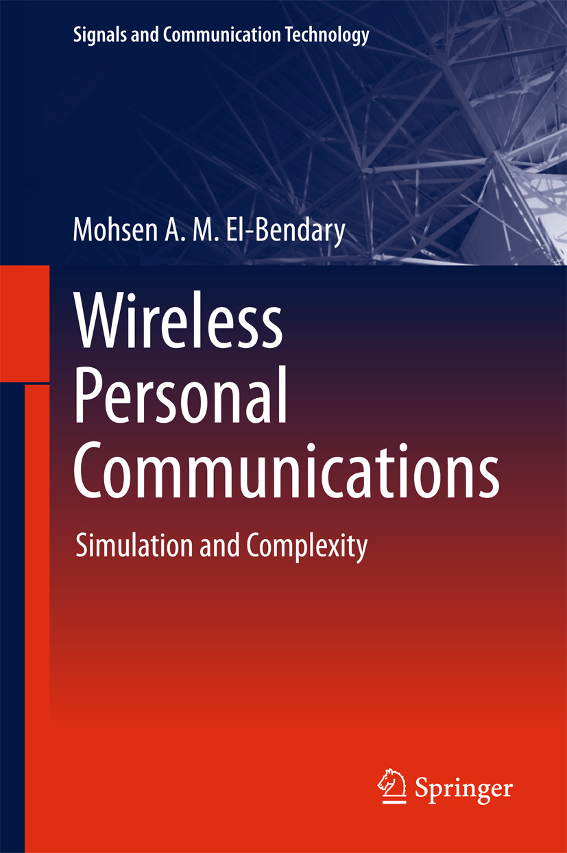 El-Bendary, Mohsen A. M. - Wireless Personal Communications, ebook