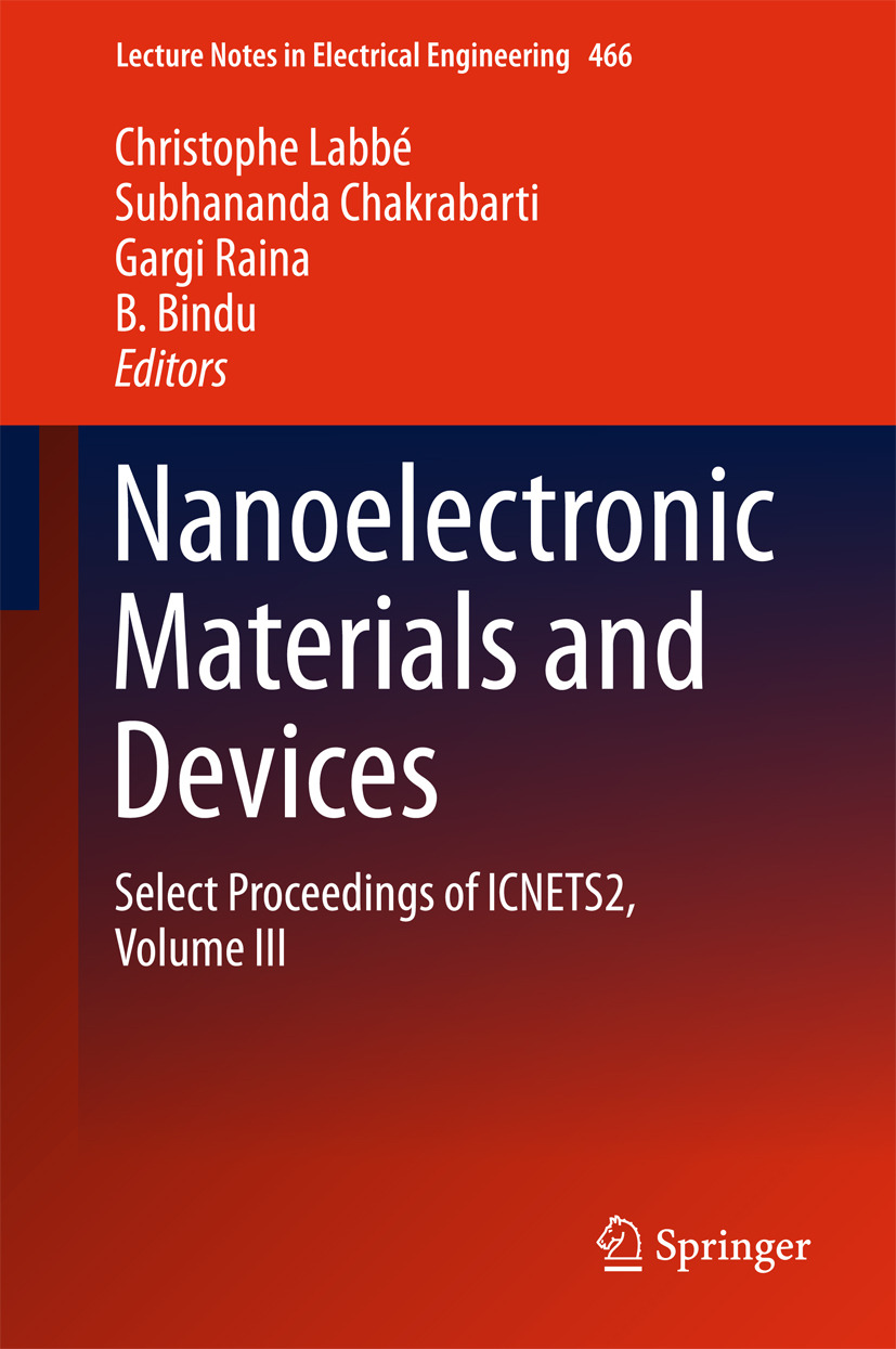 Bindu, B. - Nanoelectronic Materials and Devices, ebook