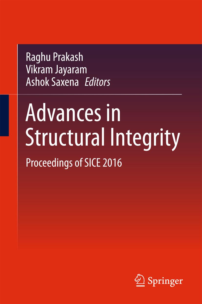Jayaram, Vikram - Advances in Structural Integrity, ebook