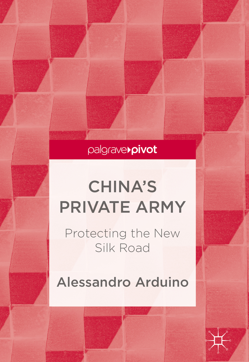 Arduino, Alessandro - China's Private Army, ebook