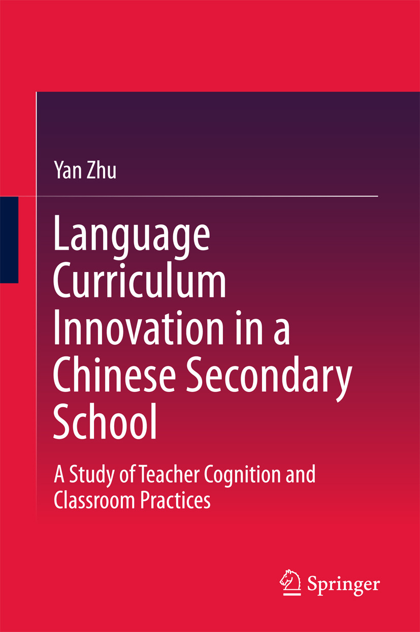 Zhu, Yan - Language Curriculum Innovation in a Chinese Secondary School, ebook