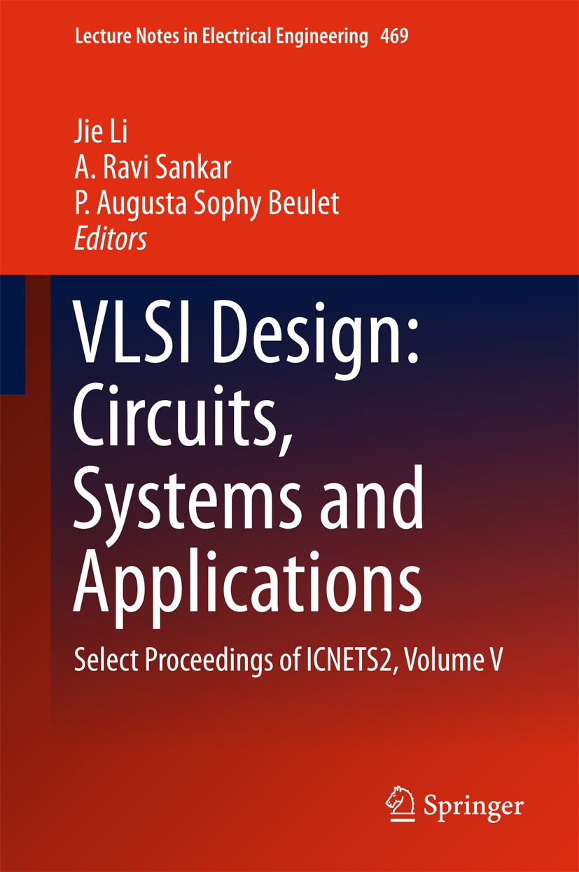 Beulet, P Augusta Sophy - VLSI Design: Circuits, Systems and Applications, ebook