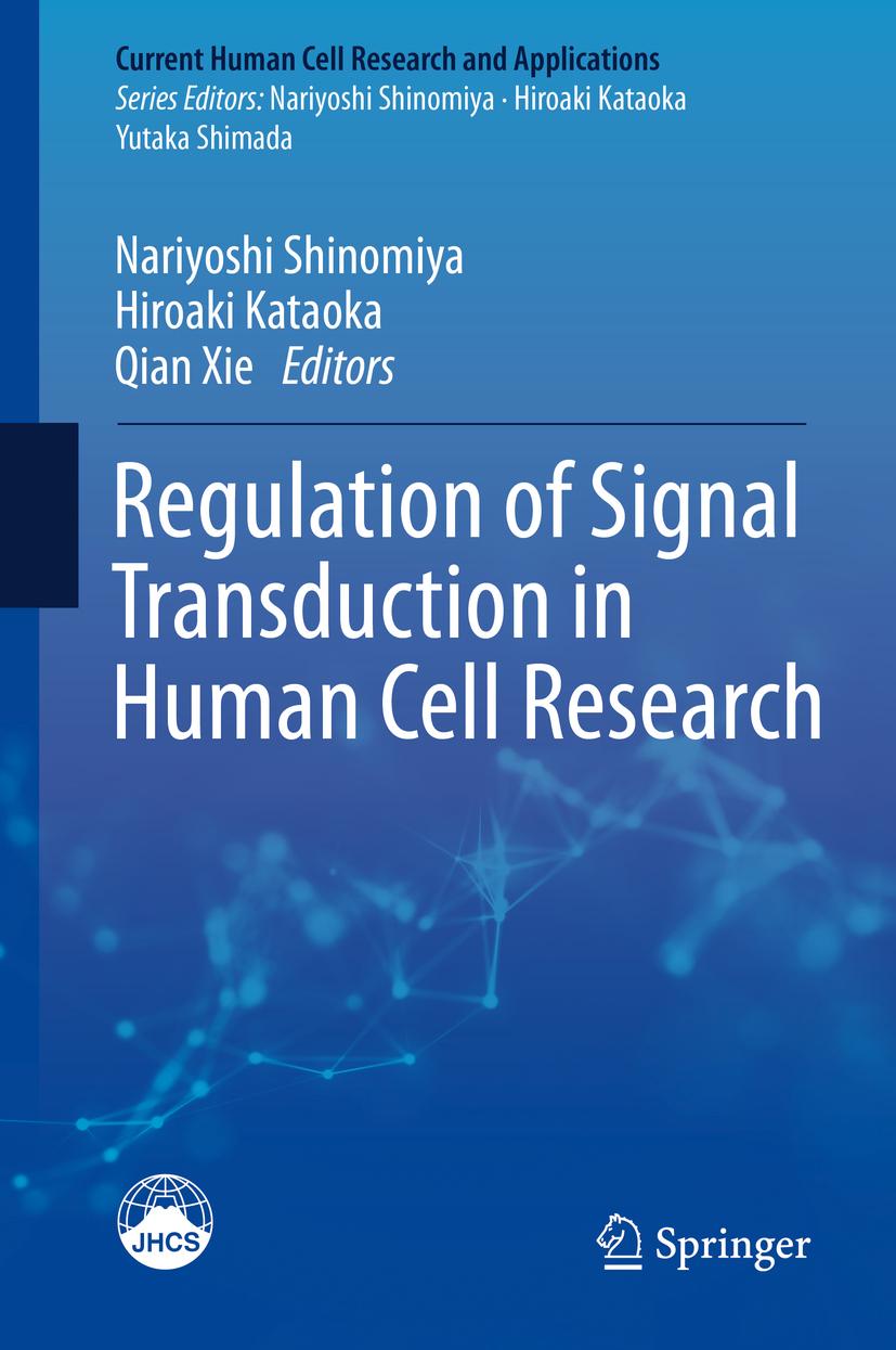 Kataoka, Hiroaki - Regulation of Signal Transduction in Human Cell Research, ebook